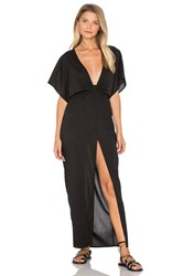 6 Shore Road Chica Cover Up Dress Black