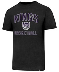 47 Brand '47 Sacramento Kings 6Th Man Club T Shirt Black
