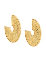 Mignonne Gavigan Mega Fiona Hoop Earrings 60