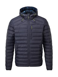 Tog 24 Zenon Mens Hooded Down Jacket Navy