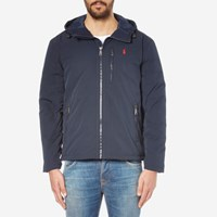 Polo Ralph Lauren Men's Hooded Anorak Aviator Navy