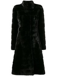 Liska Valencia Coat Black