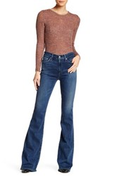 Ag Jeans Janis High Rise Flare Jean Multi