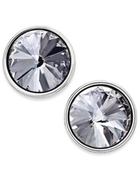 Charter Club Stone Stud Earrings Only At Macy's Silver