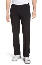 Travis Mathew Mercurio Regular Fit Four Way Stretch Pants Heather Black