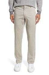 Zachary Prell Men's Aster Straight Fit Pants Dark Stone
