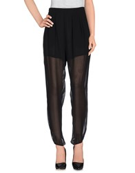 5Preview Trousers Casual Trousers Women Black