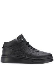 Camper Hi Top Runner Up Sneakers Black