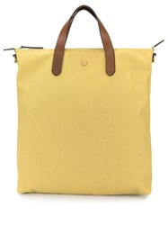 Mismo Cloth Tote Bag Yellow