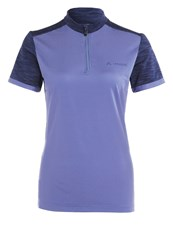 Vaude Tremalzo Iii Sports Shirt Blueberry