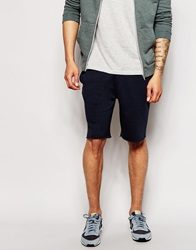 New Look Jersey Short Navy