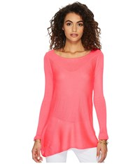 Lilly Pulitzer Amal Pullover Pascha Pink Women's Clothing