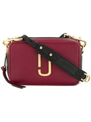 Marc Jacobs The Sofshot 21 Bag Red