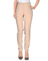 Set Trousers Casual Trousers Women Pink