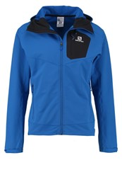 Salomon Ranger Soft Shell Jacket Prince Blue
