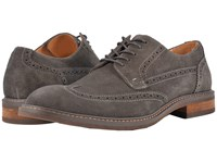 Vionic Bruno Grey Men's Lace Up Casual Shoes Gray