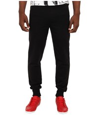 Yohji Yamamoto M Cl Ft Cuff Pant Black Men's Casual Pants