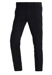 Your Turn Suit Trousers Black