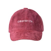Bassigue Observer Cherry Red