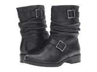 Sofft Saxton Black Cow Floater M Vege Women's Boots