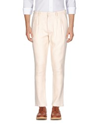 .. Beaucoup Casual Pants Ivory