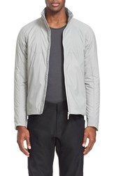 Arcteryx Veilance Men's Arc'teryx 'Mionn Is' Water Resistant Jacket Mineral