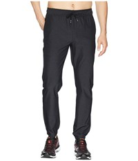 Travis Mathew Travismathew Relay Pants Heather Black Casual Pants