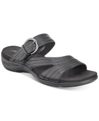 Easy Street Shoes Flicker Sandals Women's Black