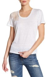 Joe's Jeans Empress Tee White