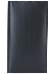 Maison Martin Margiela Long Bi Fold Wallet Black