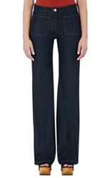 Theory Women's Ashview Jeans Blue