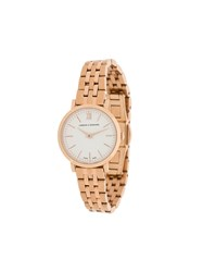 Larsson And Jennings Classic Round Face Watch Gold