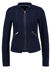 Only Onljodie Blazer Dark Blue Denim Dark Blue Denim