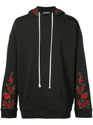 Adaptation The Chain Gang Bed Of Roses Hoodie Unisex Cotton Polyester S Black