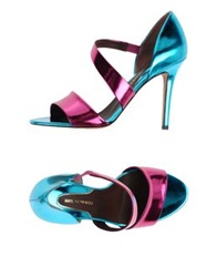 Bruno Magli Sandals Fuchsia
