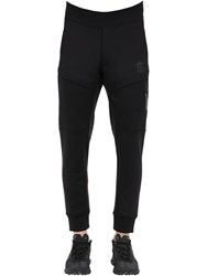 Hydrogen La Cotton Sweatpants Black