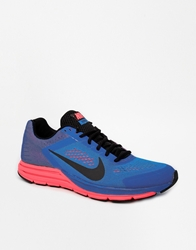 Nike Zoom Structure Trainers Blue