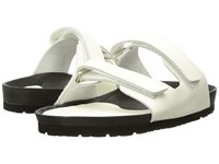Yohji Yamamoto Y's By Hook And Loop Sandals White
