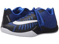 Nike Hyperlive Hyper Cobalt Black Beta Blue Metallic Silver Men's Basketball Shoes