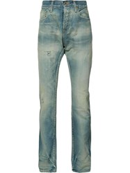 Prps Distressed Jeans Blue