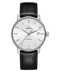 Rado Coupole Classic Round Automatic Watch Black