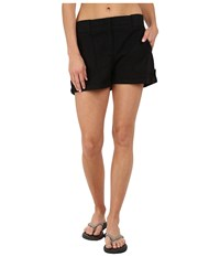 Carve Designs Lanikai Short Black Shorts