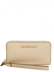 Michael Kors Gold Phone Purse
