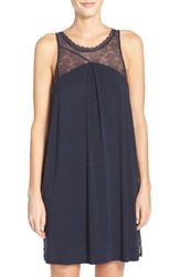 Women's Midnight By Carole Hochman Stretch Modal Chemise