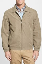 Rainforest Men's 'Microseta' Lightweight Golf Jacket Khaki