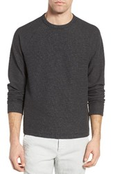 James Perse Men's Waffle Jersey Pullover