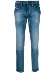 Diesel Slim Fit Jeans Blue
