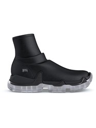 Swear Air Revive Hi Top Sneakers Black
