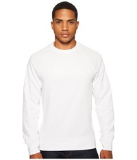Nike Sb Everett Crew White White Men's Long Sleeve Pullover