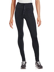 Reebok Momentum Wide Waist Leggings Black
